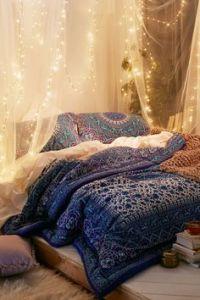 bed canopy ligt